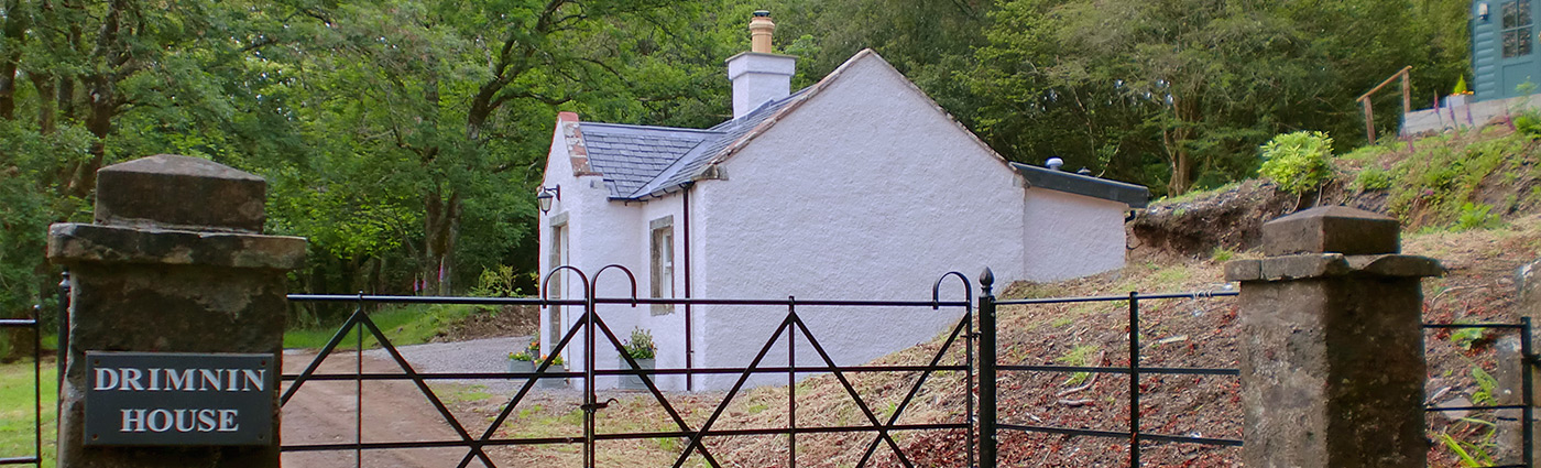 The Lodge - Drimnin Estate