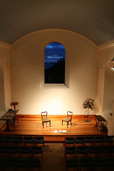 St.Columba's Chapel Window