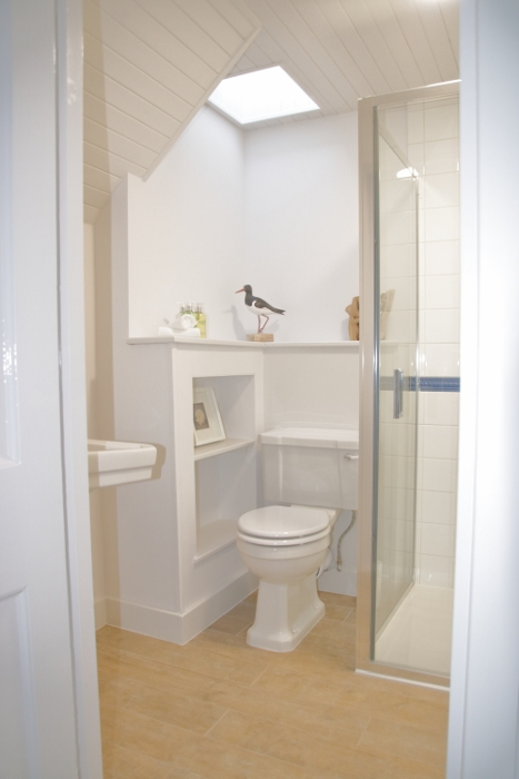 Ensuite Shower room (Ben More room)