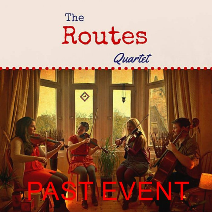The Routes Quartet Concert