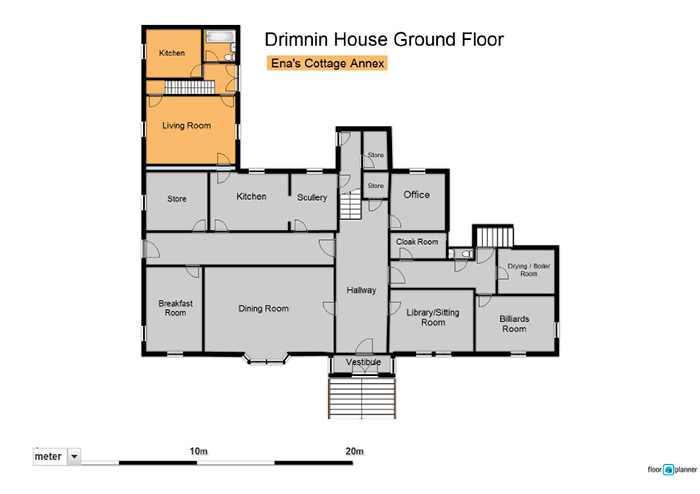 Drimnin House - Ground Floor